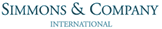 Simmons & Company International Ltd Logo