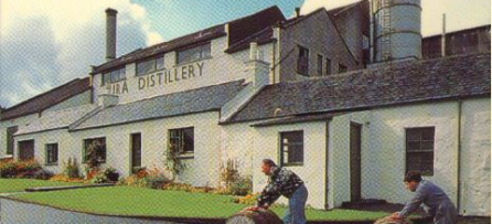 Whisky distillery (not one of the prospects subject of our interest)